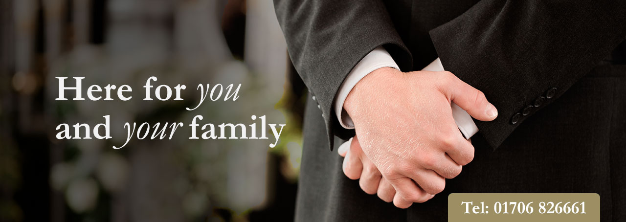 Here for you and your family